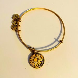 🌸 Alex And Ani Daughter expandable wire bracelet
